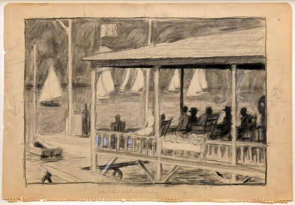 Deck - John Lyman