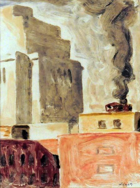 John LYMAN - Montreal, La Sunlife (1931)