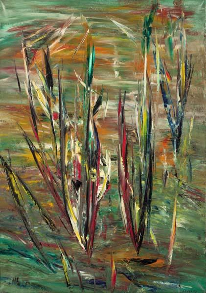 Fernand LEDUC - Composition (1949)