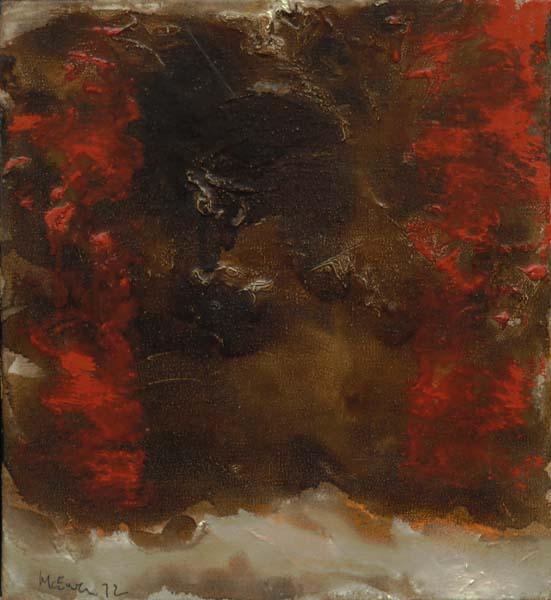 Composition (1972) - Jean McEwen