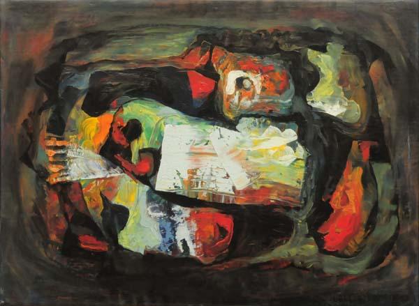 Émeraudes de nuit (1953) - Léon Bellefleur