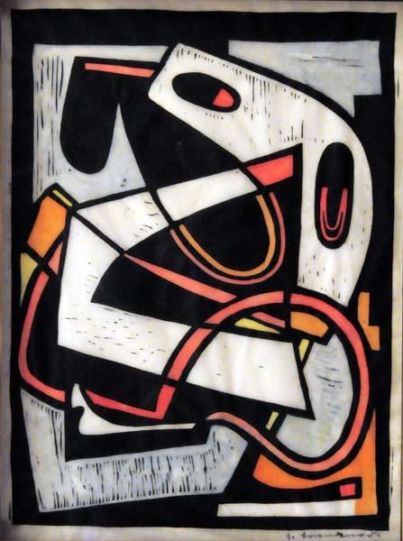 Fritz BRANDTNER - Sans titre (c. 1940)