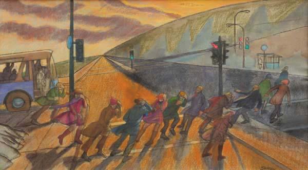 Philip SURREY - March Wind (1965)