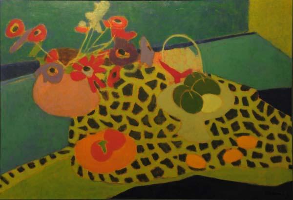 Jeanne RHéAUME - Nature morte (1961)