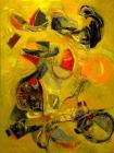 Cécile Buysse - Artiste peintre disponible via galerievalentin.com