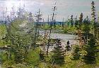 Jacques de Tonnancour - Artiste peintre disponible via galerievalentin.com