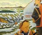Claude De Gaspé Alleyn - Artiste peintre disponible via galerievalentin.com