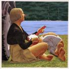 Alex Colville - Artiste peintre disponible via galerievalentin.com