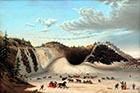 D après Kriéghoff Inconnu (signé M. A. Wilson) - Artiste peintre disponible via galerievalentin.com