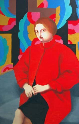 Composition no. 1 - Louise Scott