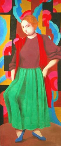 Composition no. 2 - Louise Scott