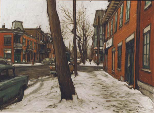Rue Logan (1990) - John Little