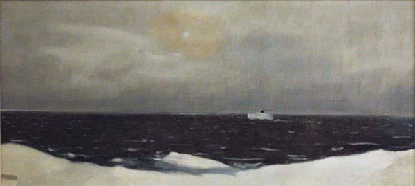 Jean Paul LEMIEUX - Traverse d'hiver (1964)