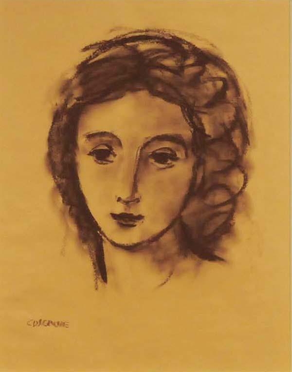 Anne - Stanley Cosgrove