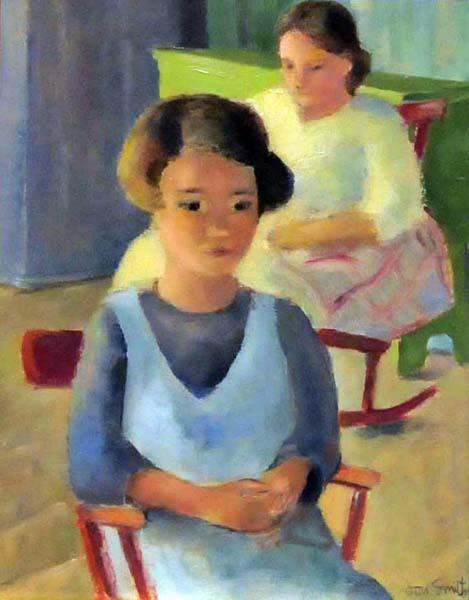 Jori SMITH - Rose Tremblay, Rang de la Décharge (1933)