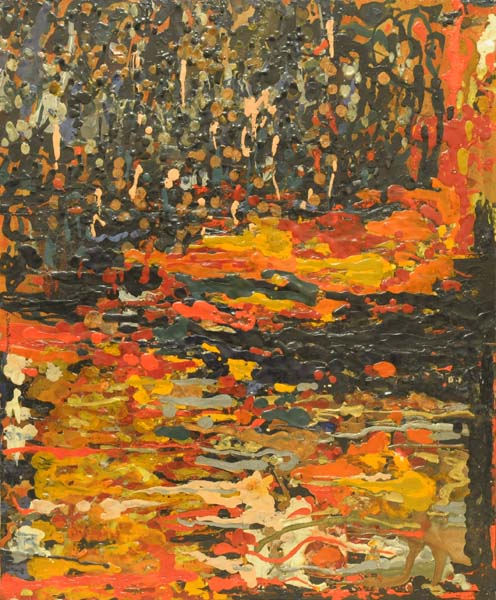 Fritz BRANDTNER - Autumn (c. 1950)