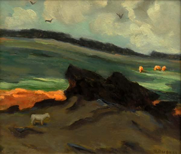 Rodolphe DUGUAY - Pâturage (c. 1928-29)