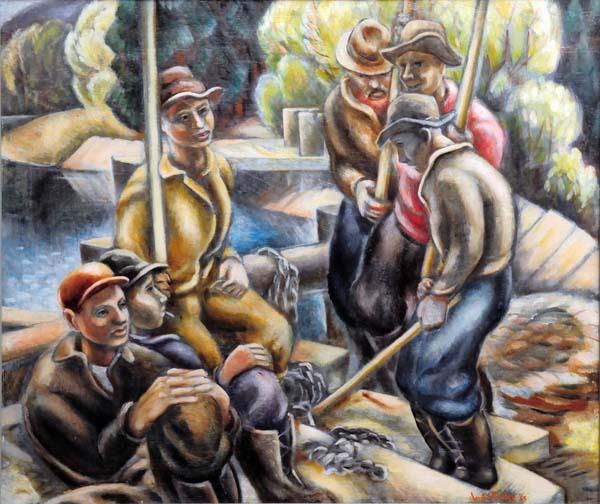 André BIéLER - Ceux de la Gatineau (1943)