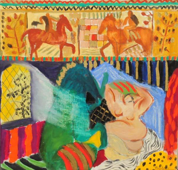 Danièle ROCHON - D après le minotaure (1993)