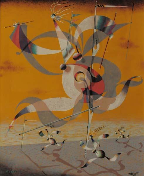 Jean DALLAIRE - It's Noisy (1952)