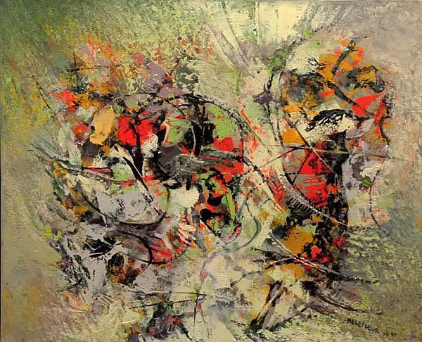 Léon BELLEFLEUR - Les Hippocampes (1966/67)