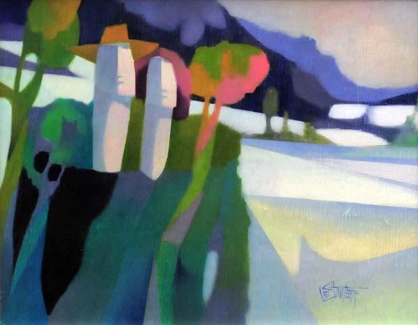 Claude LESAUTEUR - Et vint l'hiver (1990)