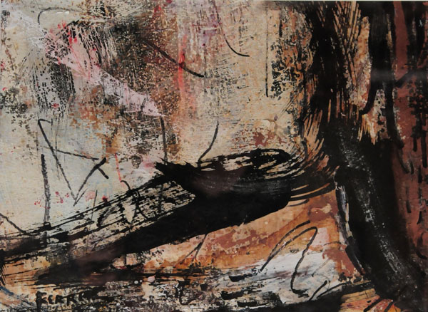 Marcelle FERRON - Composition (c. 1995)