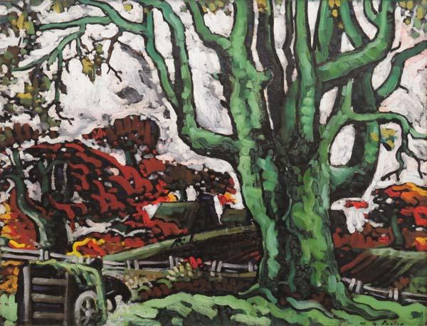 Marc-Aurèle FORTIN - Paysage à Ste-Rose (c. 1939)