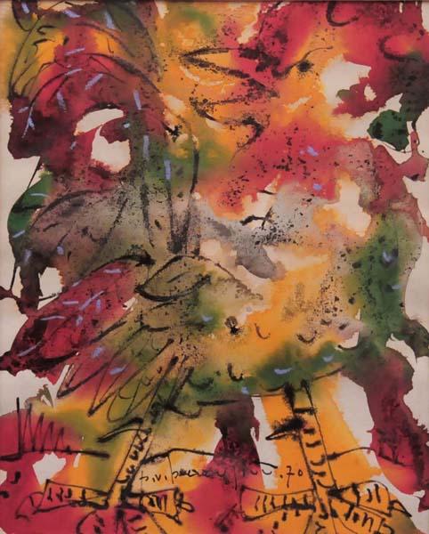 Paul-Vanier BEAULIEU - Coq (1970)