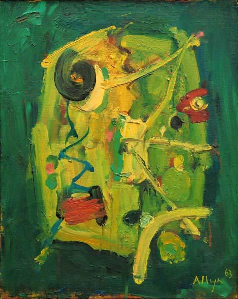 Edmund ALLEYN - Âme de jardinier (1963)
