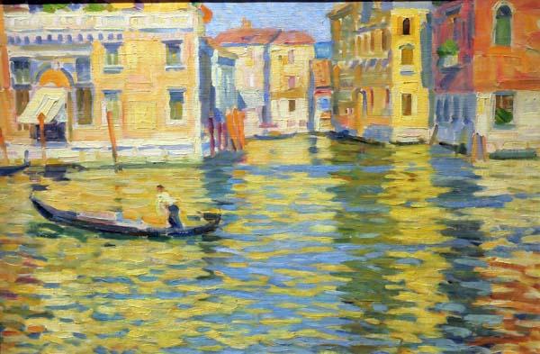 Helen MCNICOLL - Venice (c. 1910)