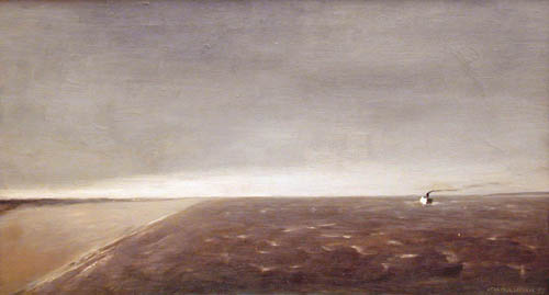 Jean Paul LEMIEUX - Marine  (1957)