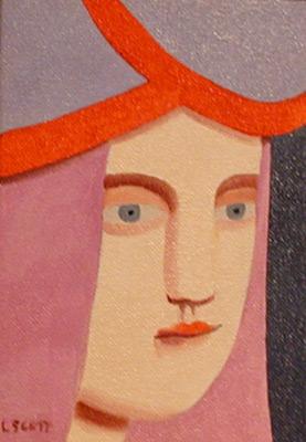 Louise SCOTT - Portrait # 1
