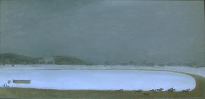 Jean Paul LEMIEUX - Courses de novembre à Blue Bonnets (1962)