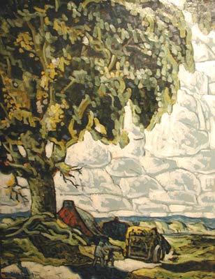 Marc-Aurèle FORTIN - Sainte-Rose (c.1930/32)