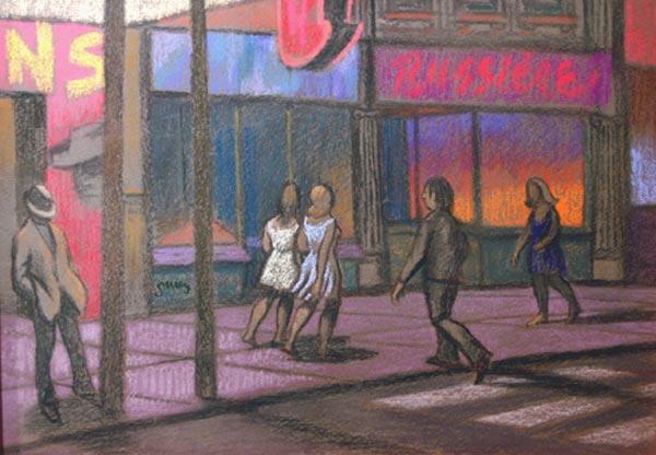 Philip SURREY - City Lights (1969)