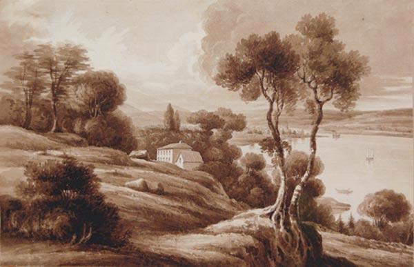 Anonyme  - Near Quebec (c. 1835)