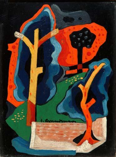 Fritz BRANDTNER - Trees