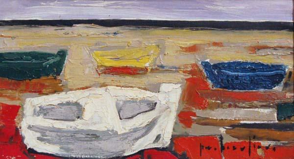 Paul-Vanier BEAULIEU - Boats