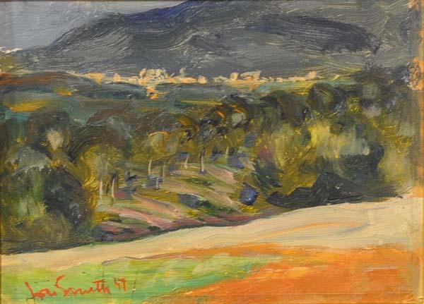 Jori SMITH - La Gaude, les Alpes Maritimes, France (1947)