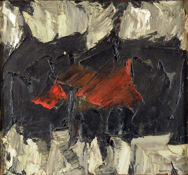 Rita LETENDRE - Sans titre (1960)