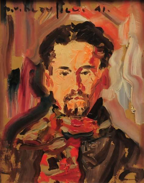 Paul-Vanier BEAULIEU - Portrait de Jean Dallaire (1941)