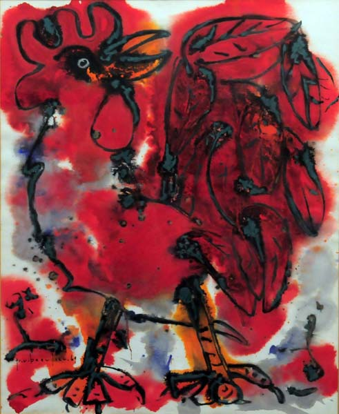 Paul-Vanier BEAULIEU - Coq (1969)