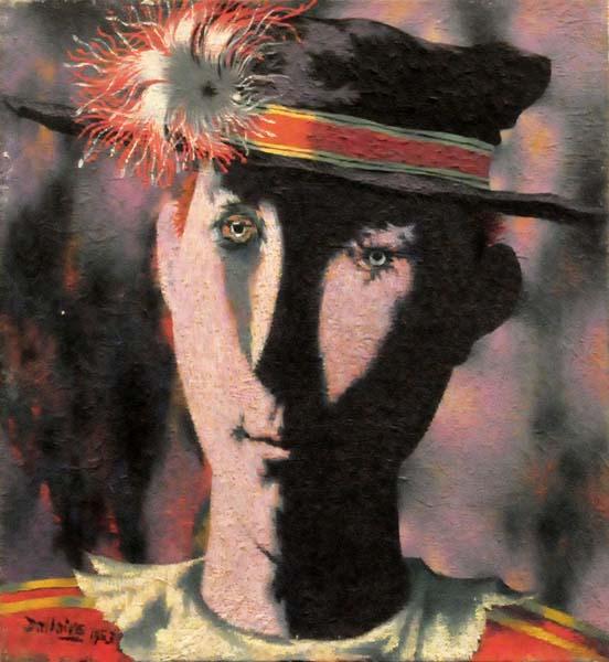 Jean DALLAIRE - English Guard (1953)