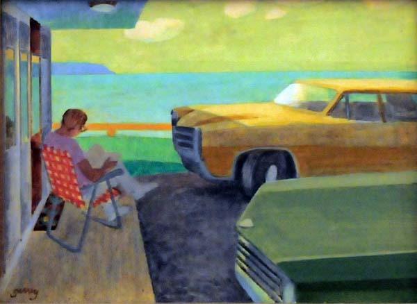 Philip SURREY - The Pause (c. 1974)