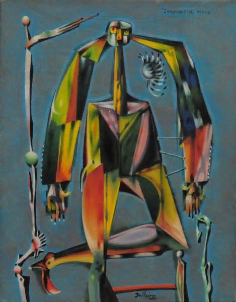 Jean DALLAIRE - Subjunctive Mood (c. 1953)