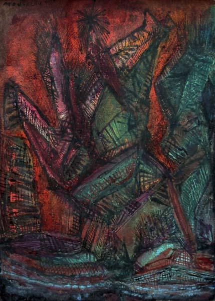 Jean-Paul MOUSSEAU - Composition (1947)
