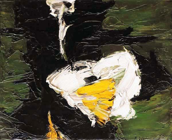 Rita LETENDRE - Composition (1962)