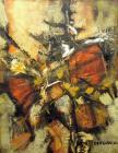 René Dérouin - Artiste peintre disponible via galerievalentin.com