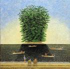 Claude De Gaspé Alleyn - Artwork available at galerievalentin.com